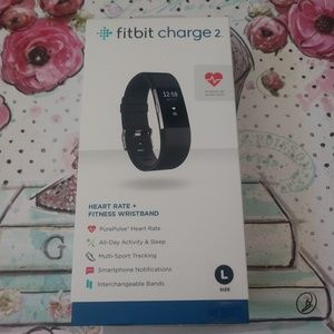 Fitbit Charge 2 HR & Fitness Wristband Tracker